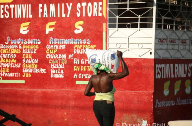 Dokumentaarinen valokuvaus, Haiti, valokuvaus